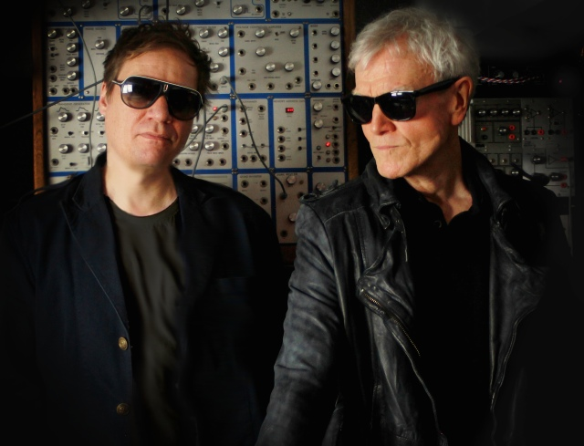 Benge and John Foxx at MemeTune