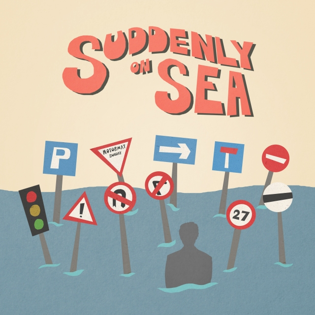Novelty Island - Suddenly On Sea EP